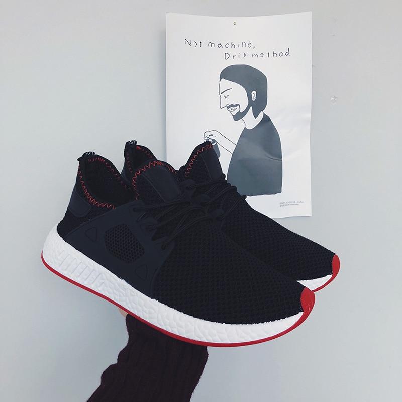 Verano Para Ocasionales Ultra Sapato Hombre red Hombres Zapatos Zapatillas Krasovki Respirables Black Deportivas Boosts Masculino gray qB5UFA