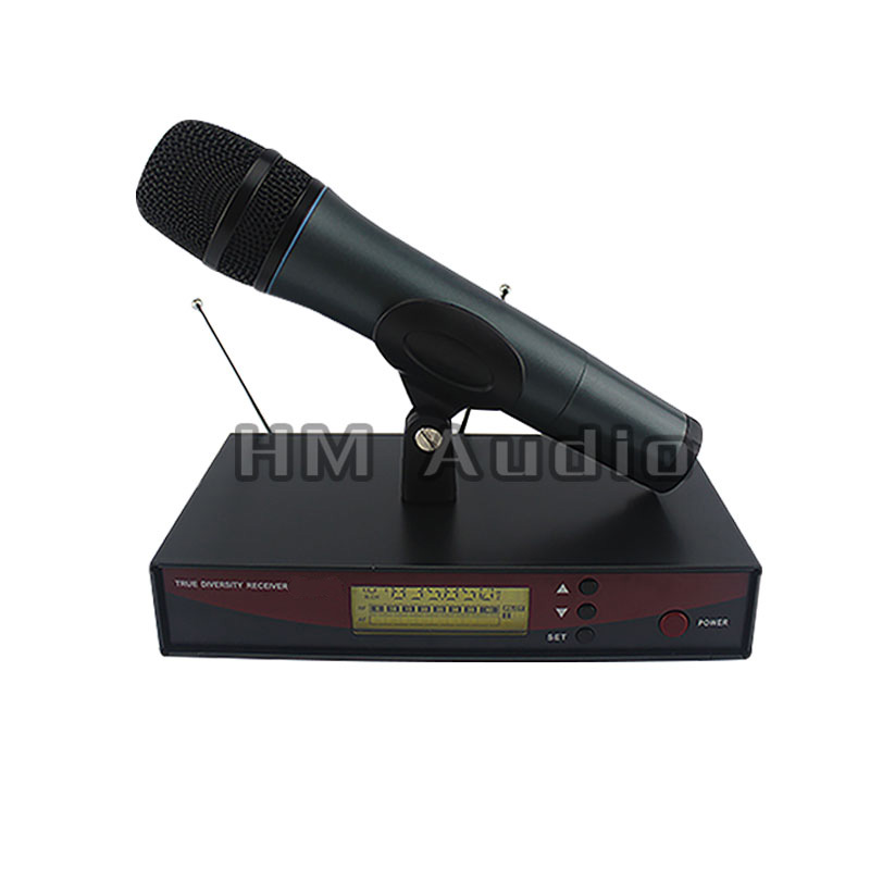 Professional EW UHF Wireless Microphone Wireless System 100 G2 135 G2 free shipping professional 135 g2 uhf wireless microphone vocals speech karaoke wireless system with handhold transmitter