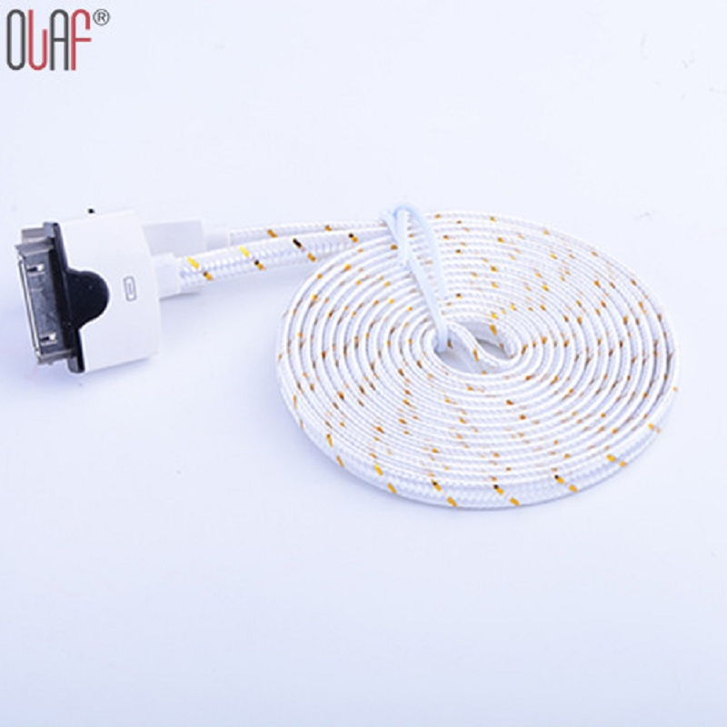 Olaf 1M 2M Nylon Mobile Phone Data Cables
