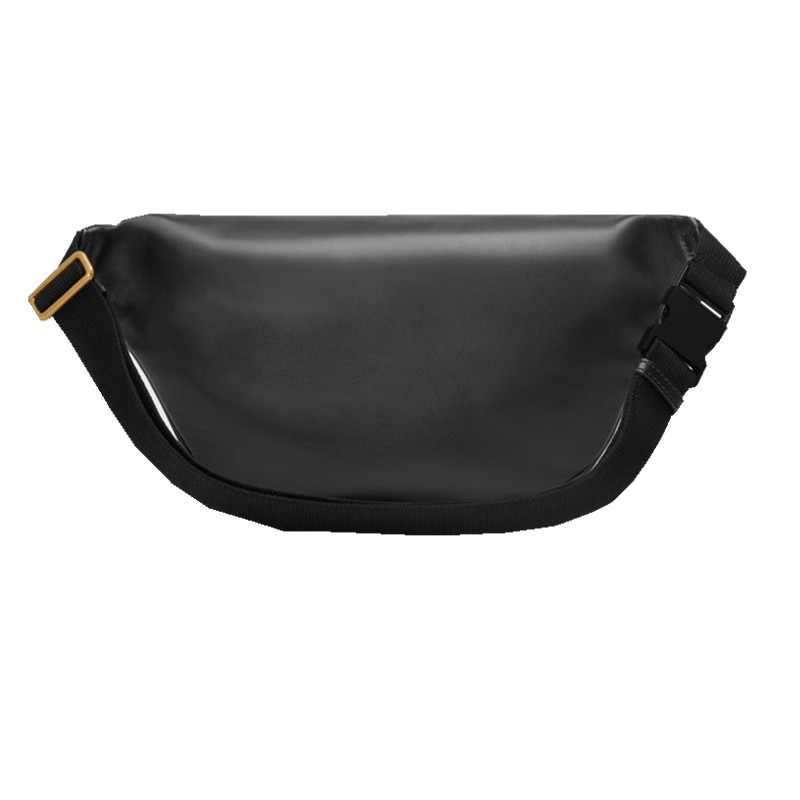 Caker 2019 Women PU Leather Waist Bags Bee Lion Sequins Bee Lion Fanny Waist Pack Black Red Yellow Belt Chest Bags Dropshipping