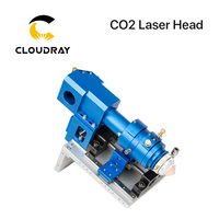 Cloudray 500W CO2 Laser Cutting Head Metal And Non Metal Mixed Cut Head For Laser Cutting