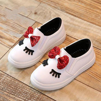 6c3ce50ea Cotton Fabric Toddler Girl Shoes Baby Girl Sneakers Baby Sneakers Shoes For  Toddler Girls Canvas Shoe
