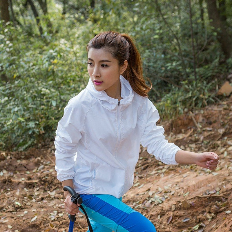 HTB179QTO4naK1RjSZFtq6zC2VXa2 NIBESSER 2019 Sports Windproof Quick Dry Running Jacket Sunshade Breathable Rain Jacket Top Candy Color Windproof Coat