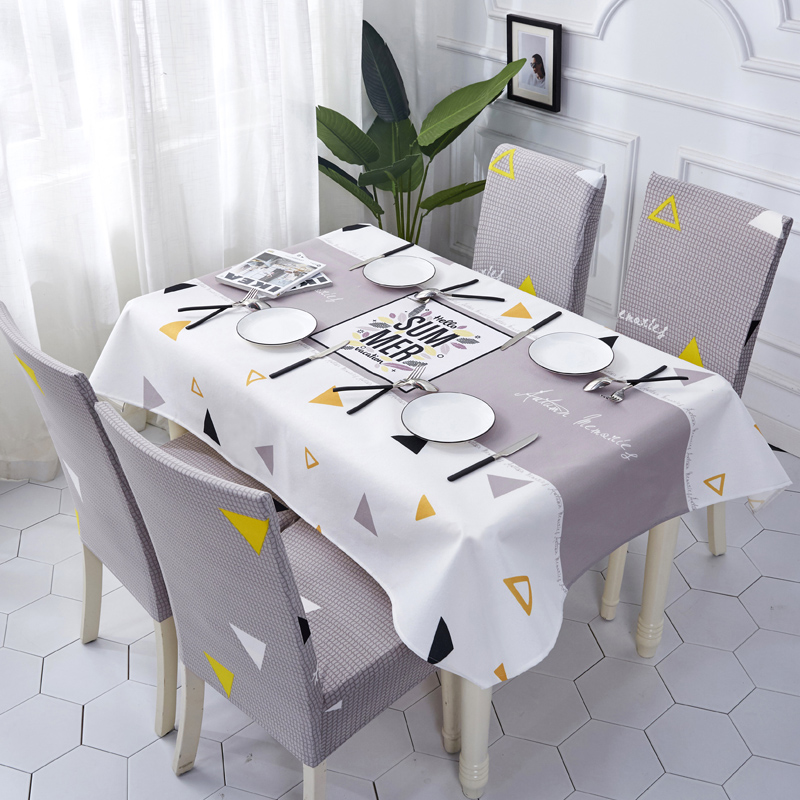 Linen Decorative Table Cloth Tablecloth Rectangular Dining Table Cover Table Cloths Obrus Tafelkleed Mantel Mesa Nappe