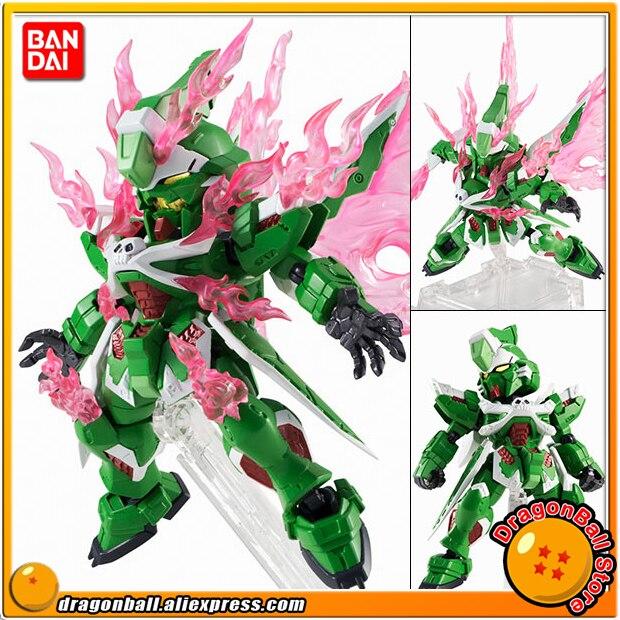 Japan Anime Mobile Suit Crossbone Gundam Ghost Original BANDAI Tamashii Nations NXEDGE STYLE Action Figure - Phantom Gundam ohs bandai mg 179 1 100 sengoku astray gundam mobile suit assembly model kits