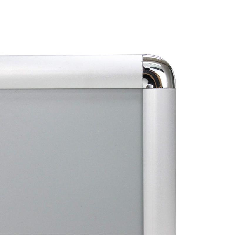 luminum frame light box with round corner