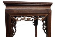 Wood Carved Mahogany Handicraft Furnishing Articles Household Act The Role Ofing Is Tasted Real Wood