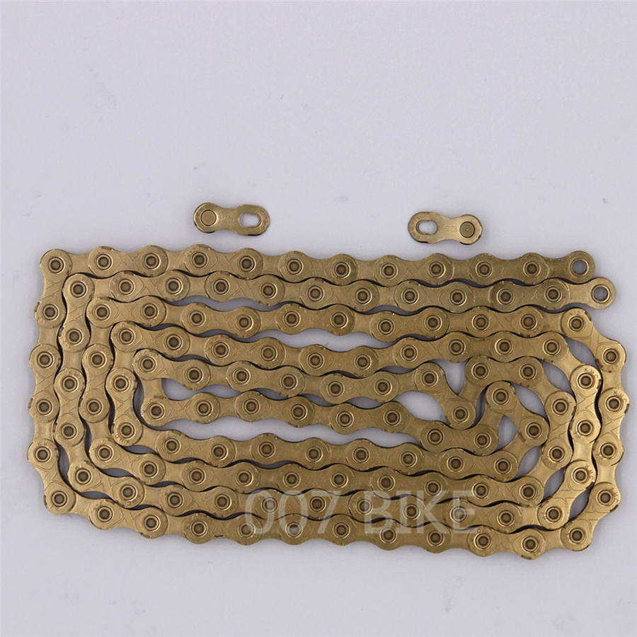 KMC X12 gold 12 speed chain 2