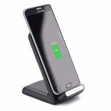 Rapide Sans Fil Chargeur, Itian Rapide Sans Fil De Charge Stand pour Samsung Note8/S8/S8 +//S6 bord/Note5/S7/S7 bord Et D'autres Qi Téléphones