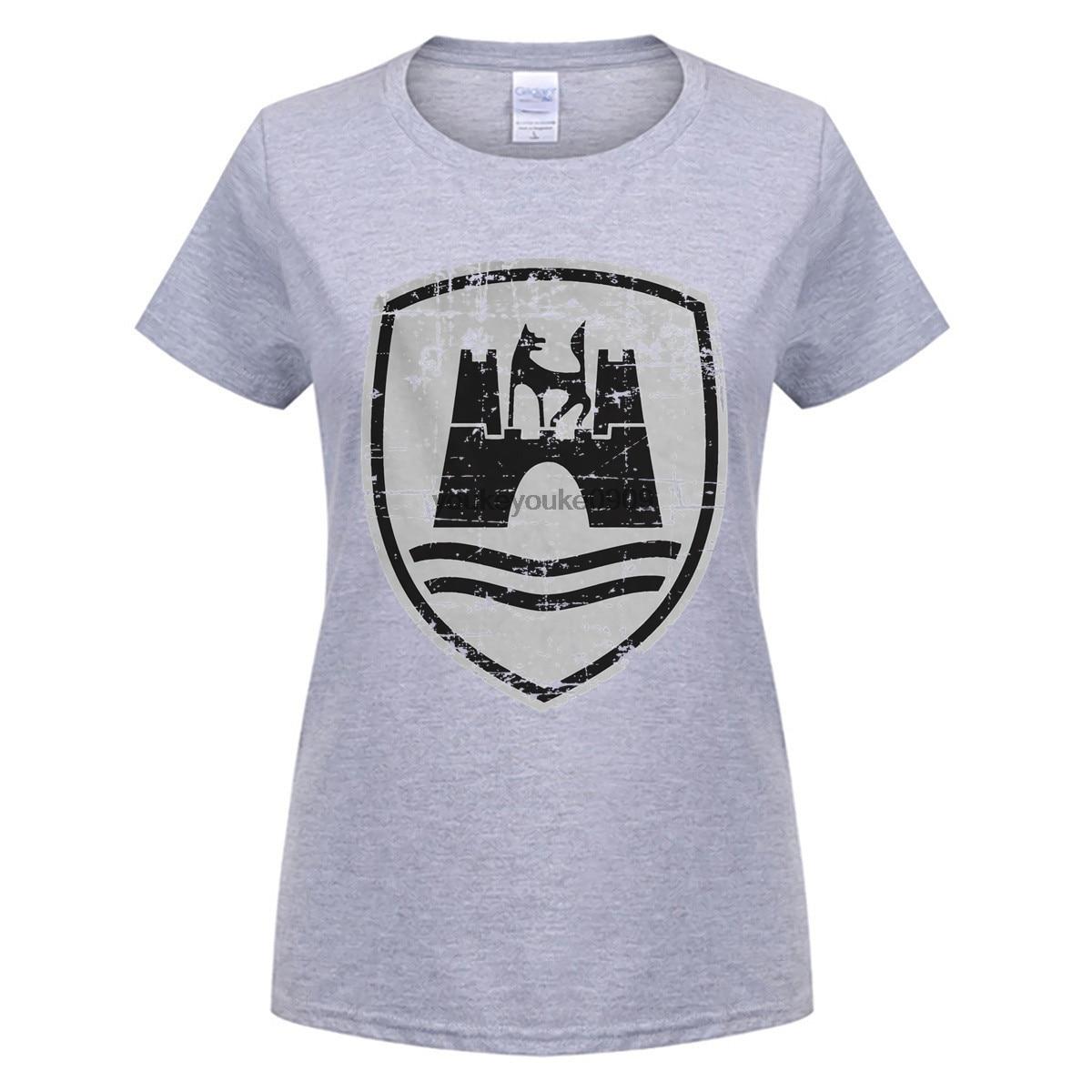 GILDAN Classico Di Wolfsburg, Uomo Campervan T-shirt Cotton T-Shirt Fashion T Shirt Free Shipping Animal Loose Clothes