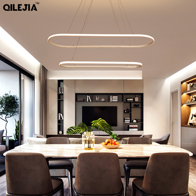 Acrylic Modern Led Pendant Light For Dining Room Living Room Kitchen Luminaires Led Pendant Lamp Hanging Lamp Light FixturesAcrylic Modern Led Pendant Light For Dining Room Living Room Kitchen Luminaires Led Pendant Lamp Hanging Lamp Light Fixtures