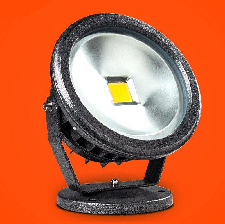 LED flood light IP65 waterproof 85-265V 10W 20W 30W 50W 70w 120w Landscape Lighting LED Flood Light Floodlight LED street Lamp