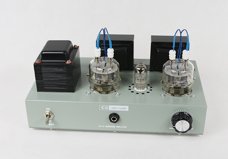 2015 new Class A Single-Ended 6N2+FU32 Tube amp Amplifier 4W*2 HIFI Valve Audio Headphone(100% brand new) brand new appj pa1502a valve tube headphone earphone amplifier class a 6n4 6p6p black vintage hifi audio