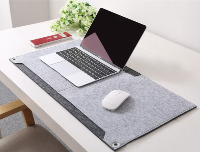 63*33cm Big Size polyacrylonitrile fiber Gaming Working Durable Mouse Pad Mat Comfort Mice Pads for Optical Trackball Mouse