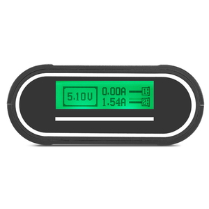 Image 5 - TOMO 18650 3.7V battery charger case with LCD screen portable DIY display power bank 5V 2A output max  M3