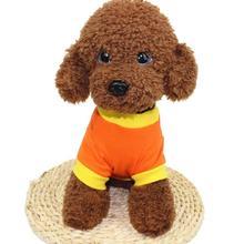 Счастливый Хэллоуин милые домашние футболки Одежда Костюм щенок пальто для маленьких собак костюмы для домашних животных пальто Чихуахуа Одежда c817