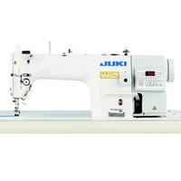 JUKI DDL 900B Direct drive, High speed, 1 needle, Lockstitch Machine with Automatic Thread, with Table and Stand 220 240V