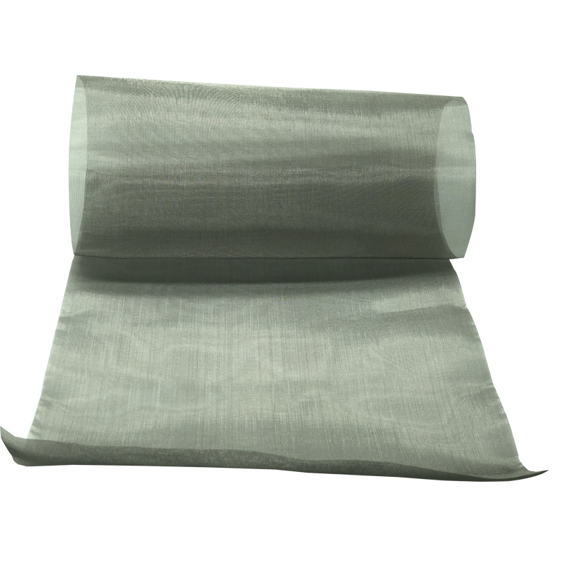 High Quality 50 Mesh Filtration Mesh 304 Stainless Steel Woven Wire Silver Filtration Cloth Screen 40 X 90cm