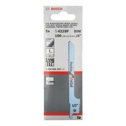 BOSCH 2608656253 arkusz dla Sierra Sable S 422 BF krzywa elastyczny metalowy 5uds
