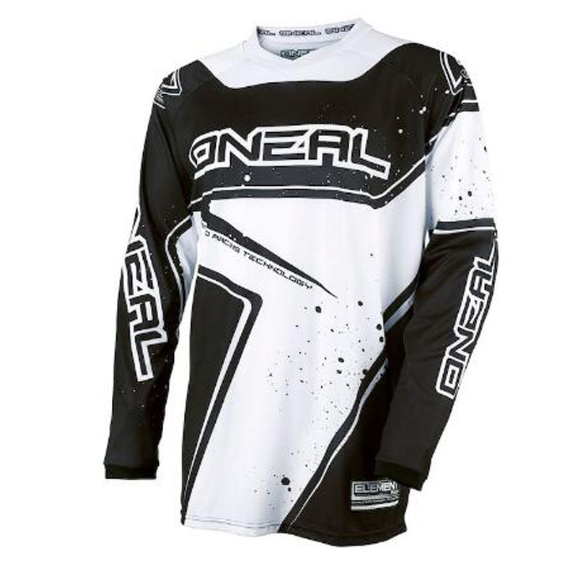 2018 New Arrival oneal cycling man quick dry clothing cross equipation dh off road mx motocross clothe t shirt jersey