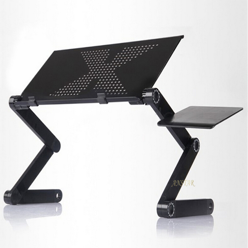 Aliexpress.com : Buy Multi Functional Ergonomic Mobile Laptop Table Stand  For Bed Portable Sofa Laptop Table Foldable Notebook Desk With Mouse Pad  From ...
