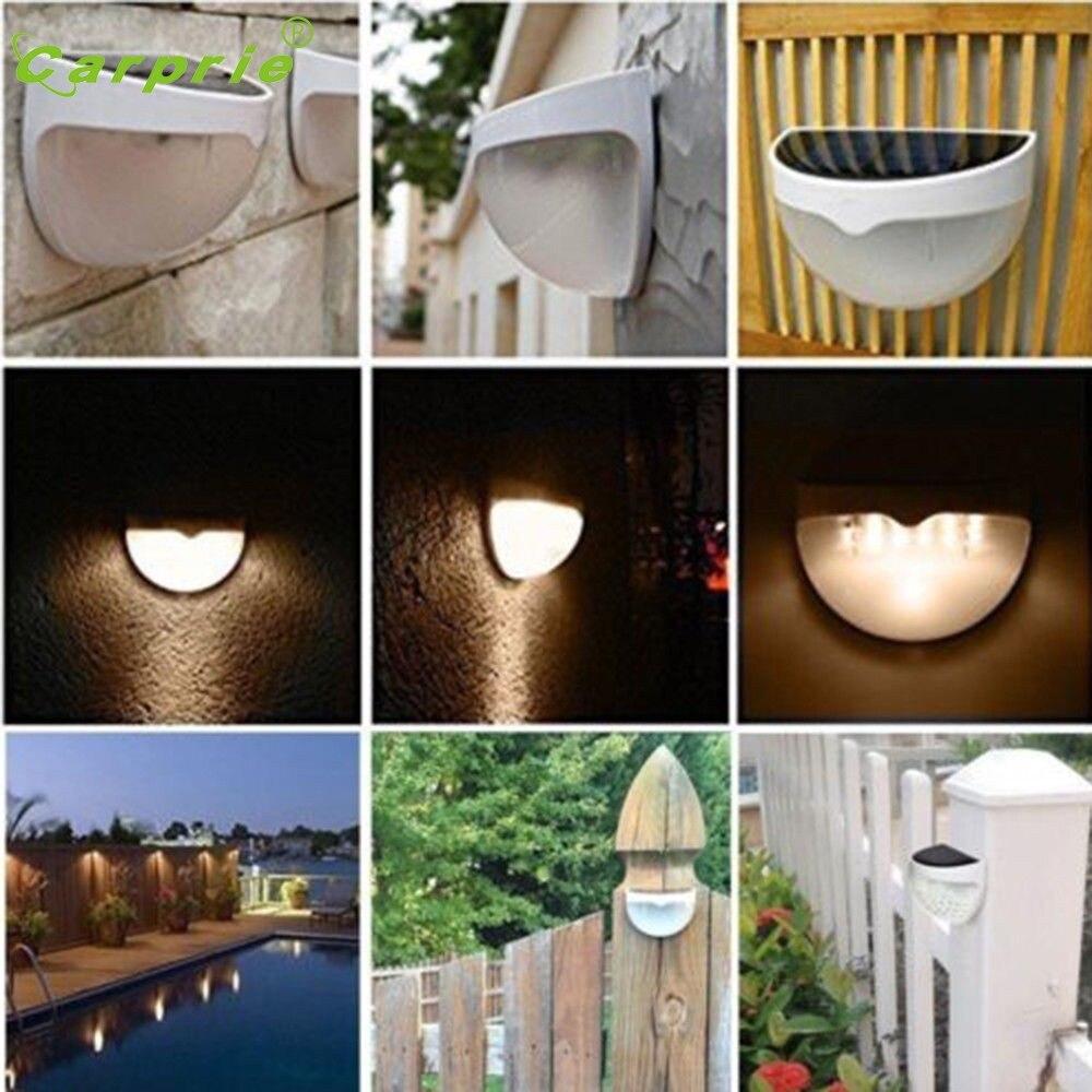 HAMBODER все металлические IP55 Водонепроницаемый 6 светодиодный Солнечный светодиодный прожектор на/OFF открытый свет для сада Двор стены лампа М...