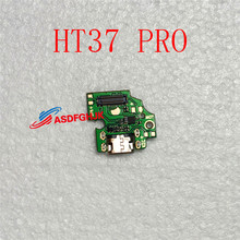 Original FÜR Homtom HT37 Pro USB Board HT37 lade interface Vollständig getestet
