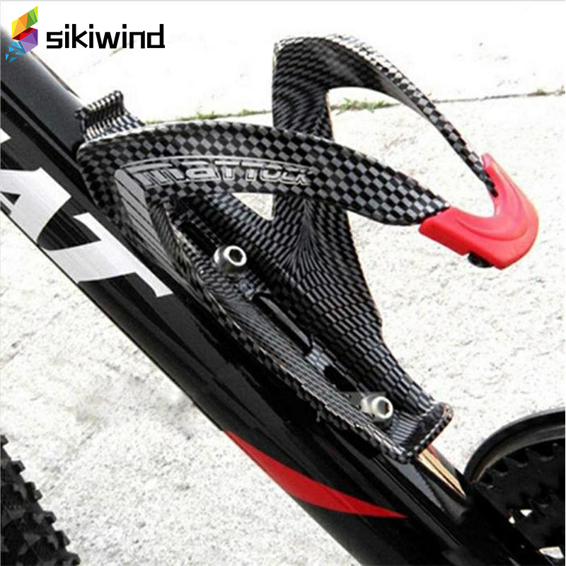 Aluminum Alloy Bicycle Water Bottle Cage for All Types of Bikes Barcley 2Pcs Classic Durable Bike Water Bottle Holder with Install Tool Set Black Fits Most Road Cycling and Mountain Bike