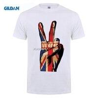 GILDAN מוסיקה הלהקה Mens אופנה גברים שרוולים קצרים חולצה לא קיץ את מי גרייטפול דד
