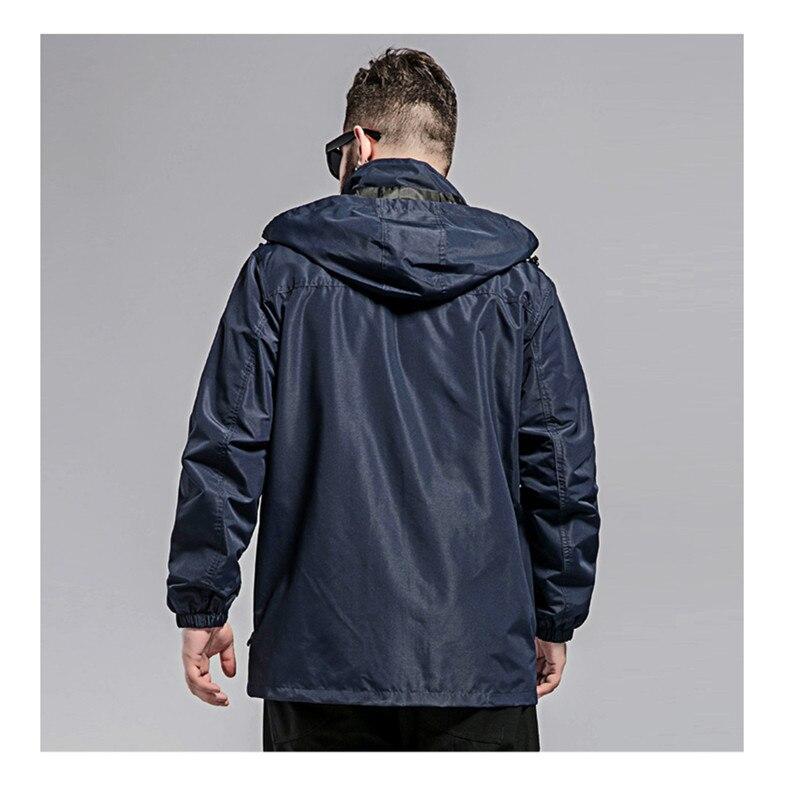 big size 8XL Winter Jacket Men thick Windproof Hood parka mens jackets and coats Windbreaker Outdoorsport Coat Jaqueta masculina