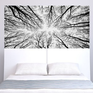 Image 2 - Mysterious Woods Branches Home Decoration Wall Decal Mural Art Diy Office Wall Art Wall Stickers Living Room Bedroom Office Arts