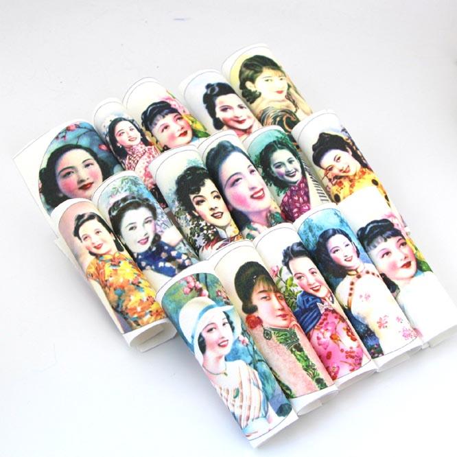 chine fille diy sac coton tissu pour coudre patter - Colorant Tissu