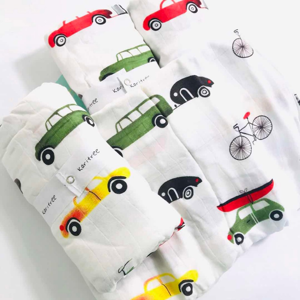 Q4 Baby Blanket  Baby Muslin Diaper Muslin Swaddle Blankets Quality Better Aden Anais Baby Bath Towel Cotton Blanket Infant Wrap