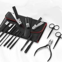 15 шт. кусачки для ногтей, кусачки для ногтей, триммер, набор для ухода за ушами, маникюрный набор, педикюрный инструмент для ухода, дропшиппинг, J11
