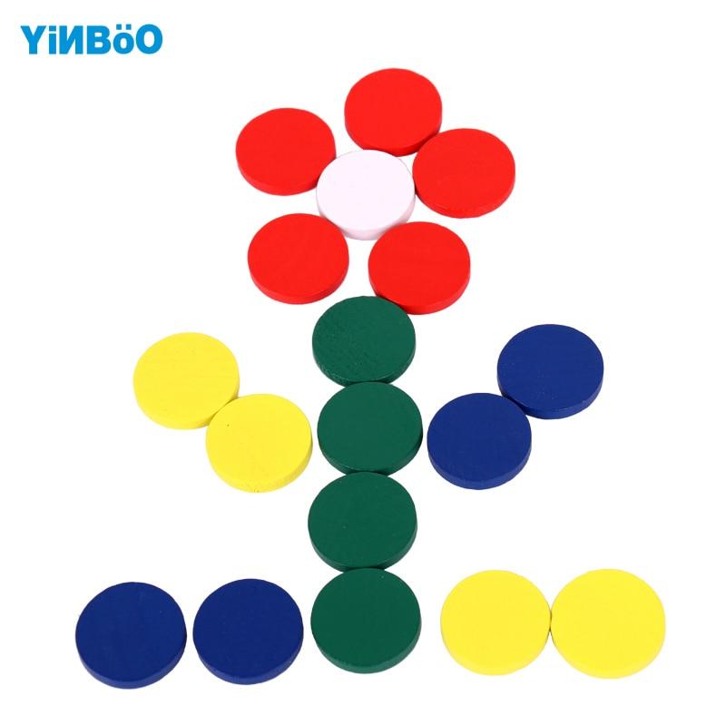 Jucării pentru copii Montessori Round Board Educație pentru copii - Învățare și educație