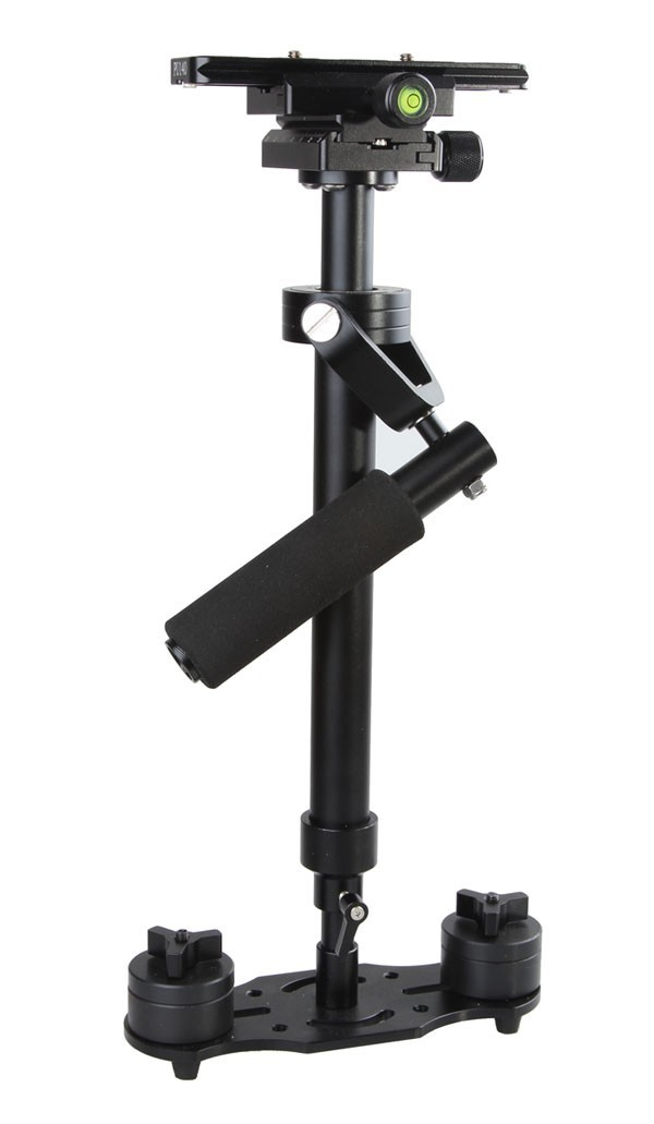2015 NEW S40 40cm Handheld Stabilizer Steadicam for Camcorder Camera Video DV DSLR High Quality image