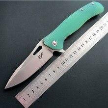 Складной карманный нож D2 стальной нож+ G10 Ручка горячий Открытый выживания кемпинг охотничий нож EDC ручные инструменты тактический нож