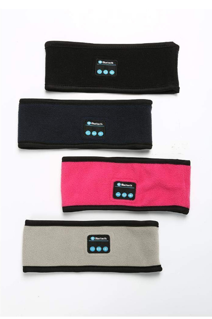 Adoeve Wireless Bluetooth Earphone Headband Running Yoga Sweat Headphone Scarf Bluetooth Headsets