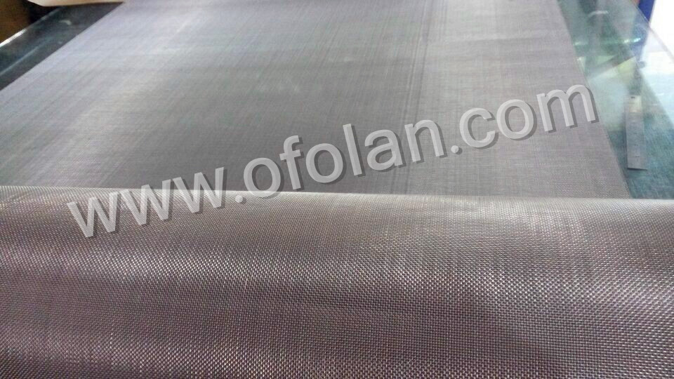 Hot sale! ! ! Factory direct sales 2.7mesh Inconel600 wire mesh 10cm*100cm,spot supply hot sale factory direct size 24 nail brush 100