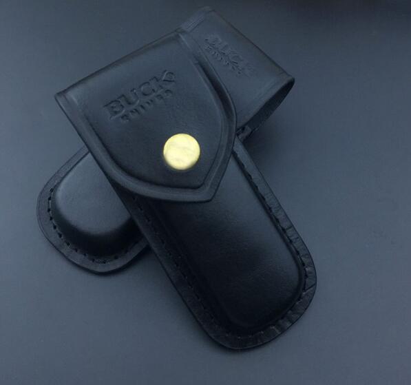 Aliexpress Com Buy Army Folding Knife Cow Leather