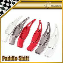 EPR Car Styling For Honda 2012 Fit For Civic R Style Aluminium Steering Wheel Paddle Shift Switch Shifter Extension
