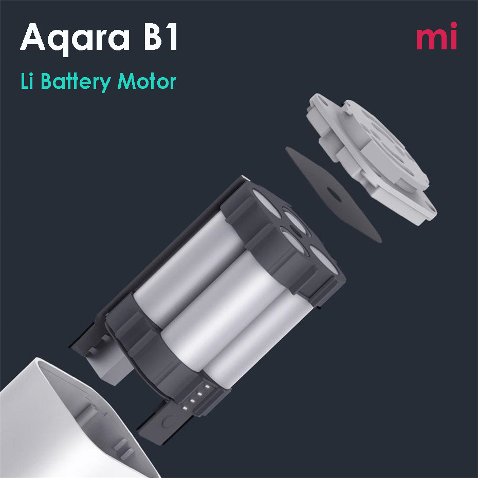 New Xiaomi Aqara B1 Curtain Motor,Mi Home APP Remote Control,for Mijia Wireless Timing Curtain Track Automatic Control System