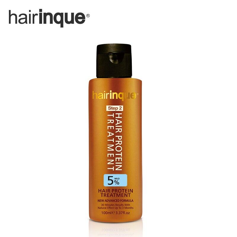 HAIRINQUE 5% brasilianische keratin haarbehandlung für asiatischen und europäischen haar haarpflege produkte 30 minuten reparatur schäden haar
