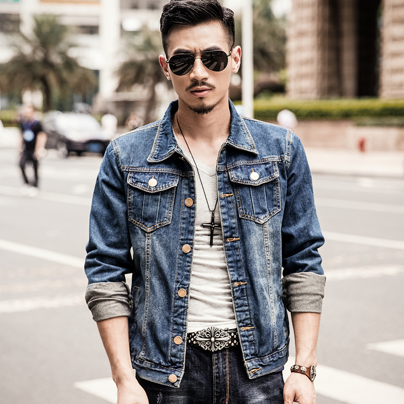 Popular Jean Jacket Men Small-Buy Cheap Jean Jacket Men Small lots ...