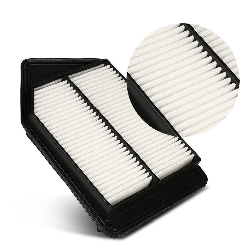 Car styling car rigid panel engine air filter car engine filter for honda accord 2013 2016 acura tlx 2015 2016 17220 5a2 a00