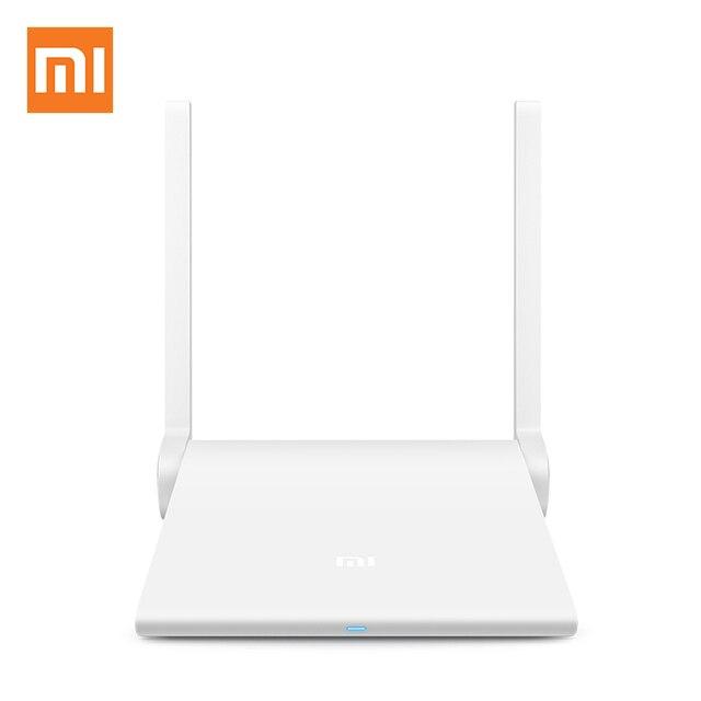 Официальный Английская Версия XiaoMi WI-FI Roteador Маршрутизатор 1167 Мбит Мини Версия Универсальный Wi-Fi Ретранслятор с Пультом Дистанционного Управления APP