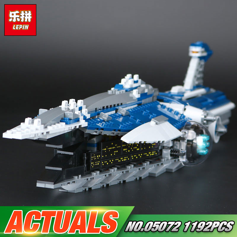 2018 Lepin 05072 Star Toys Wars The 9515 Malevolence Warship Set Building Blocks Bricks Boys Assembly Toys Model Christmas Gifts