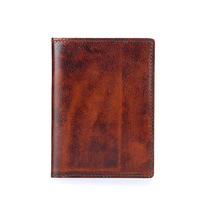 Genuine Leather Passport Covers Vintage Cool Travel Organizer Passport Holder Luxury Covers For Passports High Quality