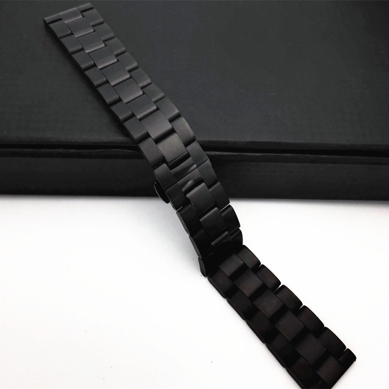10PCS/lot High quality 18MM 20MM 22MM 24MM Solid Stainless steel 304 watch strap Watch band men and woman watch bands -WBT004 цена