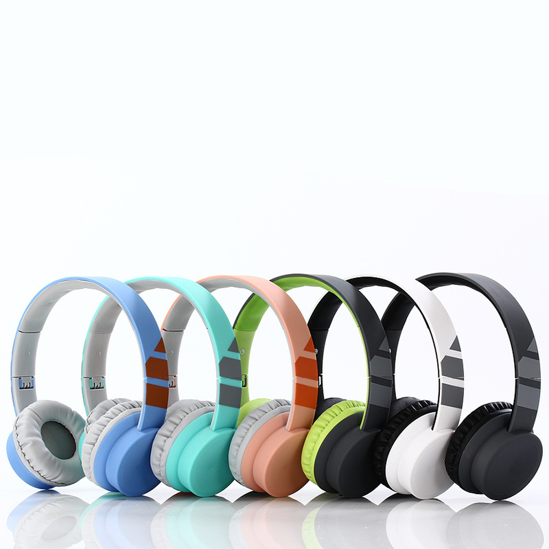 Candy Color Headphone Children Boy and Girl Headphones Wired Headband Headset Child Earphones For Kids Cute Beautiful Headphones zuczug hot birthday gifts cute headphones candy color foldable kids headset earphone for mp3 smartphone girl children pc laptop